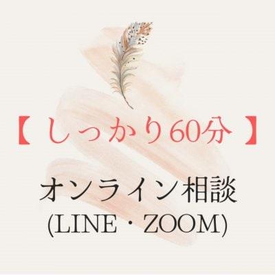 【しっかり60分】セルフネイラー向け オンライン相談(LINE・ZOOM)