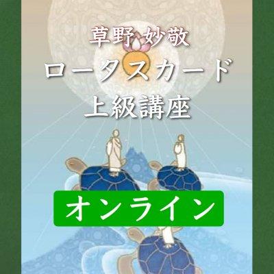 【ロータスカード上級講座】オンライン・グループ講座