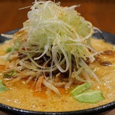 ゴマ坦々麺