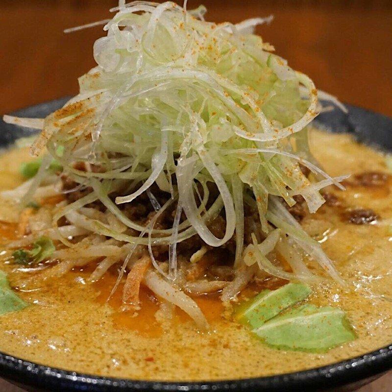 ゴマ坦々麺のイメージその1