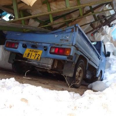 上越大雪災害支援チケット (成田農場)