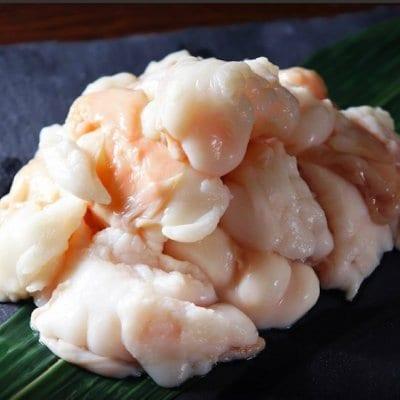 【食べ応え満点】牛上ホルモン キムチセット (小腸) 300グラム【3人前...