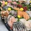 旬のお刺身盛り合わせ6〜7人前 市場で獲れた新鮮な魚をご自宅にお届け【関東限定】