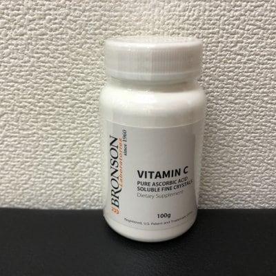 【直接受け取り専用】ビタミンC(粉タイプ)100g