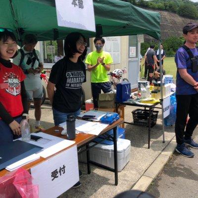 第3回仁賀ダムマラソン大会【子供1kmの部】