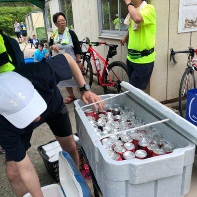 第3回仁賀ダムマラソン大会【親子1kmの部】