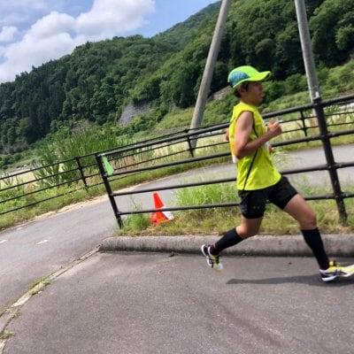 第3回仁賀ダムマラソン大会【ハーフマラソンの部】