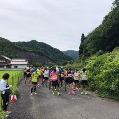 第3回仁賀ダムマラソン大会【10kmの部】