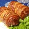 長崎のこだわりブランド豚「あかね豚」の激ウマ煮込みチャーシュー約500g 1本|テイクアウト・ポイント付き♪