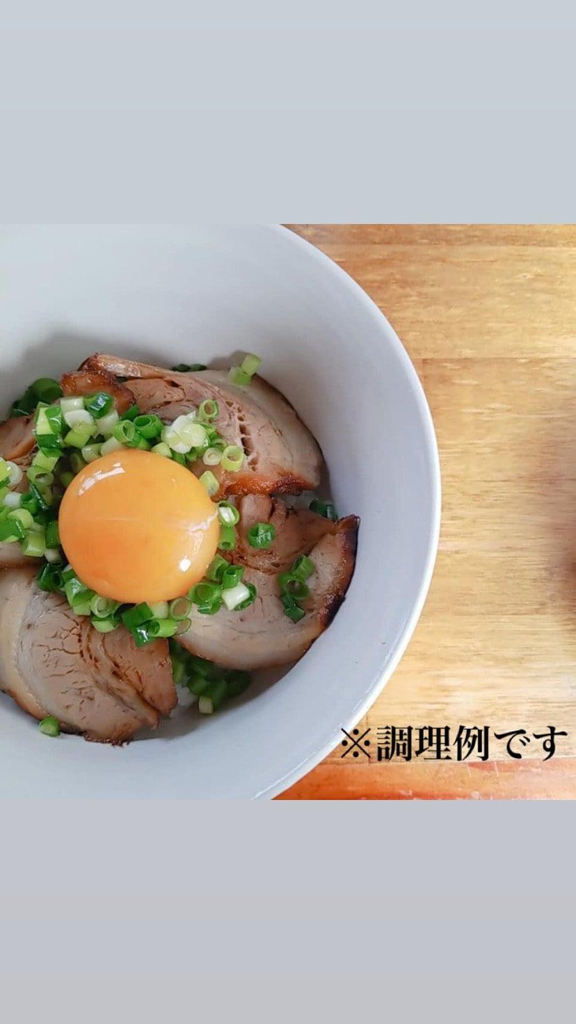 長崎のこだわりブランド豚「あかね豚」の激ウマ煮込みチャーシュー約500g 1本|テイクアウト・ポイント付き♪のイメージその4