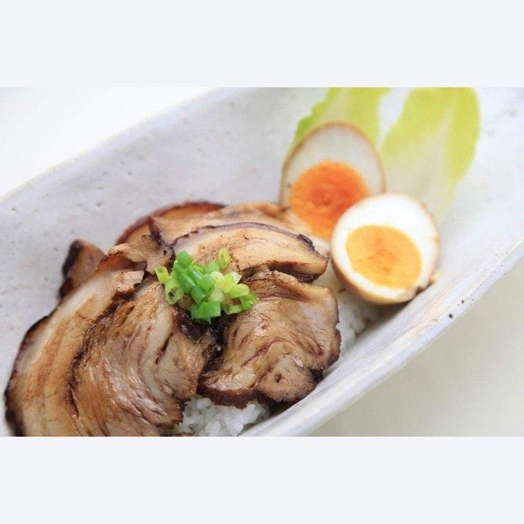 長崎のこだわりブランド豚「あかね豚」の激ウマ煮込みチャーシュー約500g 1本|テイクアウト・ポイント付き♪のイメージその5