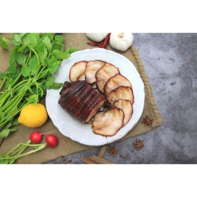 食べきりサイズのハーフ作りました 長崎のこだわりブランド豚「あかね豚」の激ウマ煮込みチャーシューハーフ 約250g |テイクアウト・ポイント付き♪