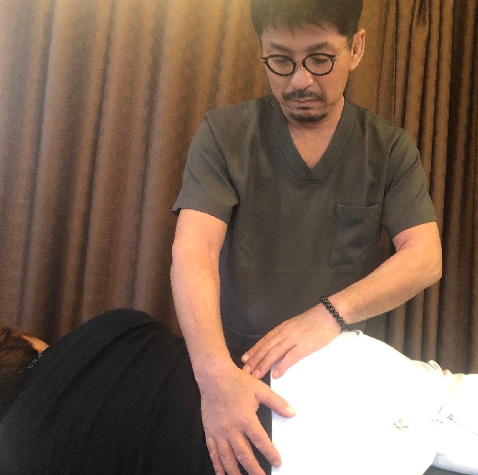 初診限定WEBチケット【膝痛】のイメージその1