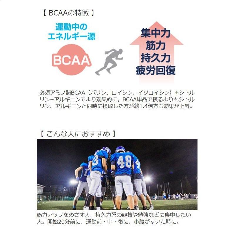 必須アミノ酸BCAA エクスプロージョン アセロラ味 1kg 6000円(税込)購入チケットのイメージその3