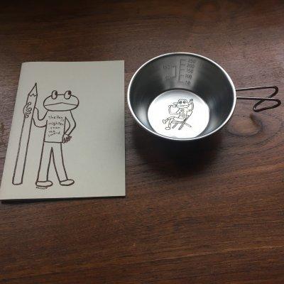 Hoppersオリジナルシェラカップ&ノート