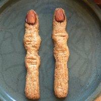 クスクスオーブンのハロウィン焼き菓子