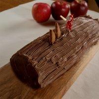 ブッシュドノエル〜クリスマスのケーキのご予約承り中