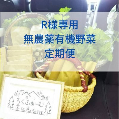 【R様専用】野菜定期便
