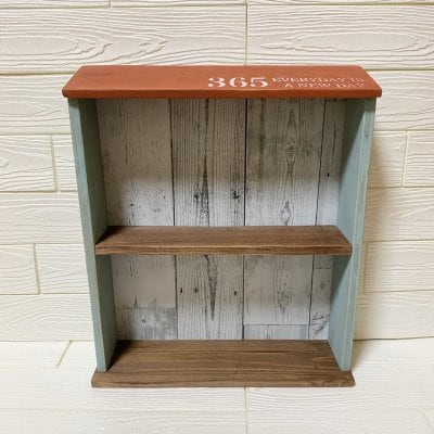 【現地払い専用】小物・雑貨ディスプレイ用棚¥1,500(税抜)