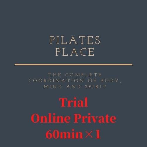 無料カウンセリング10分付き 【オンライン】 プライベートピラティス 60分 コース体験チケットのイメージその1