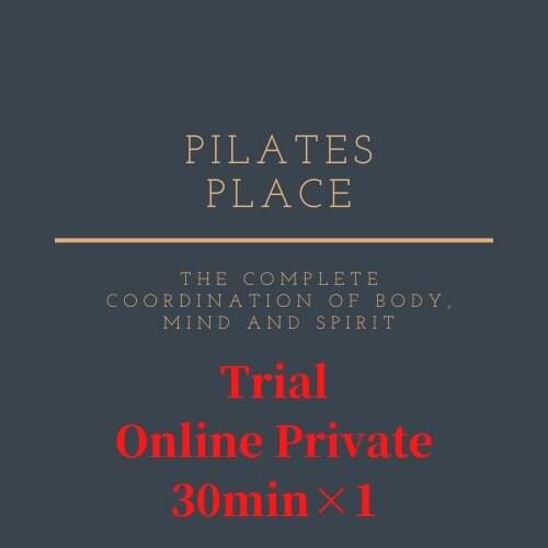 無料カウンセリング10分付き【オンライン】 プライベートピラティス 30分 コース体験チケットのイメージその1