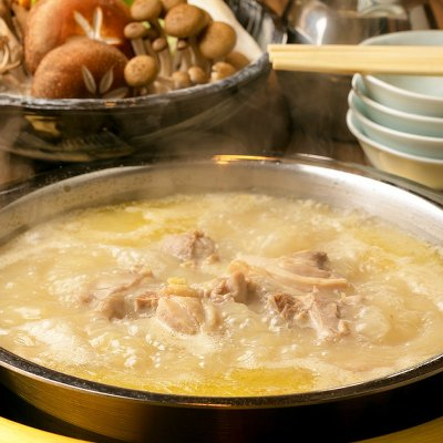 『黄金の水炊き』 ≪2~3人前≫