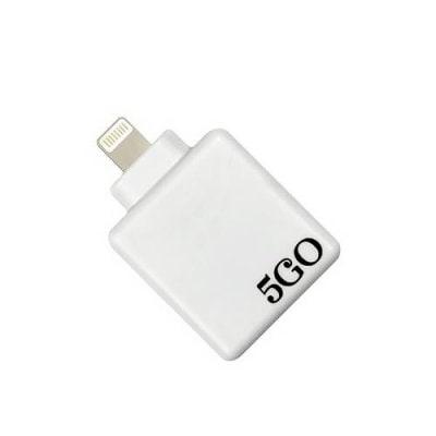 【送料無料✨】】電磁波対策⚡ 5GO Lightning(ホワイト)