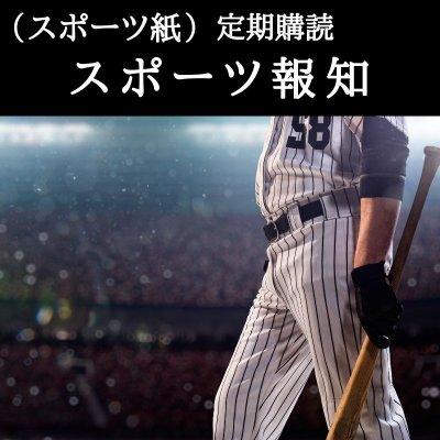 (スポーツ紙)スポーツ報知 定期購読