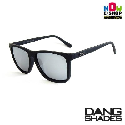新作!!DANG SHADESサングラス!「RECOIL」 Black Soft x Chrome Mirror Polarized
