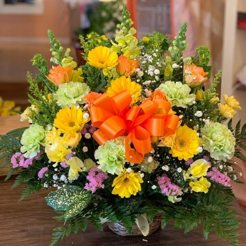 オードブルボックス&お花セットのイメージその4