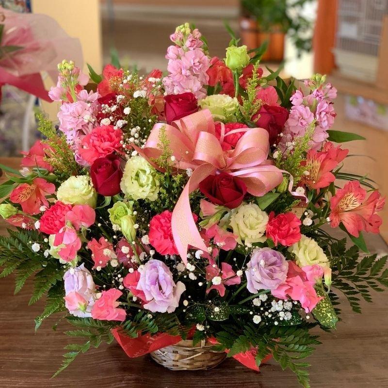オードブルボックス&お花セットのイメージその5