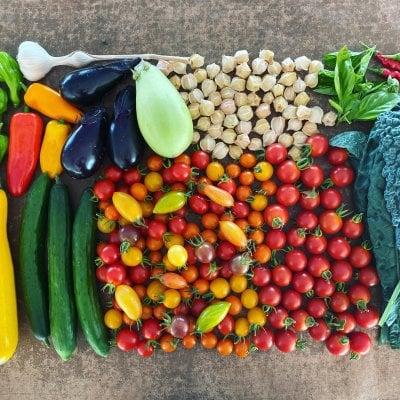 オーガニック野菜BOX( 9月1日〜9月12日到着分)
