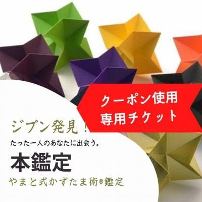 【本鑑定】クーポン使用専用チケット