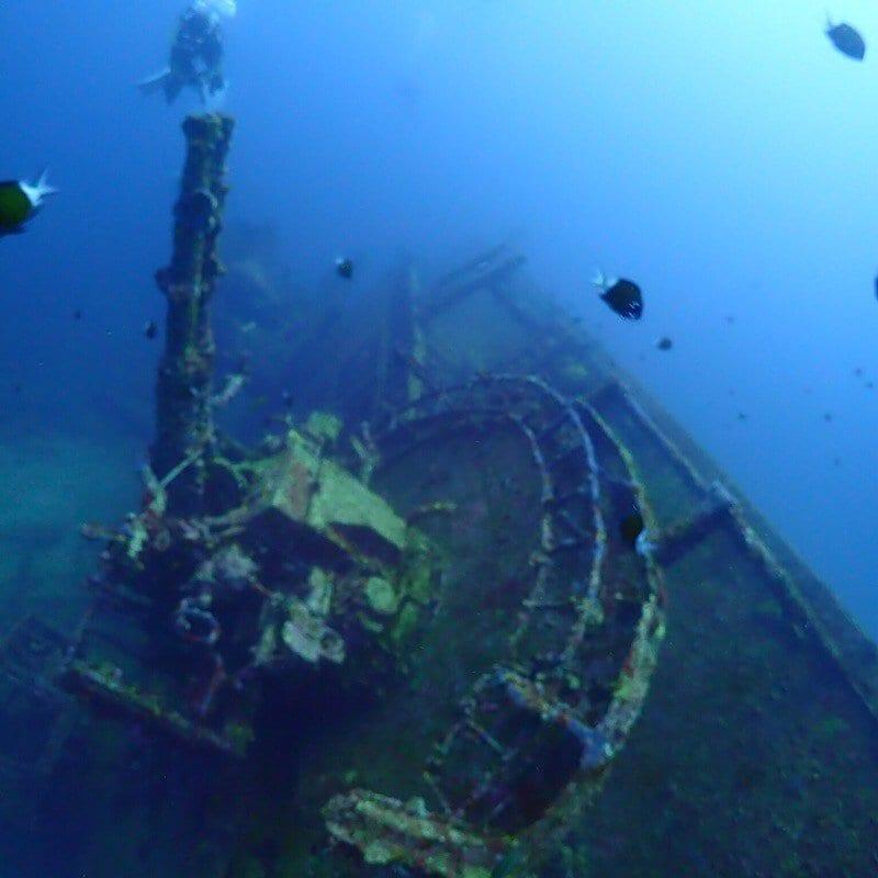 沖縄本島FUNダイビング エモンズエリア(北部方面)のイメージその2