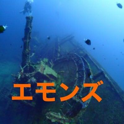 沖縄本島FUNダイビング エモンズエリア(北部方面)