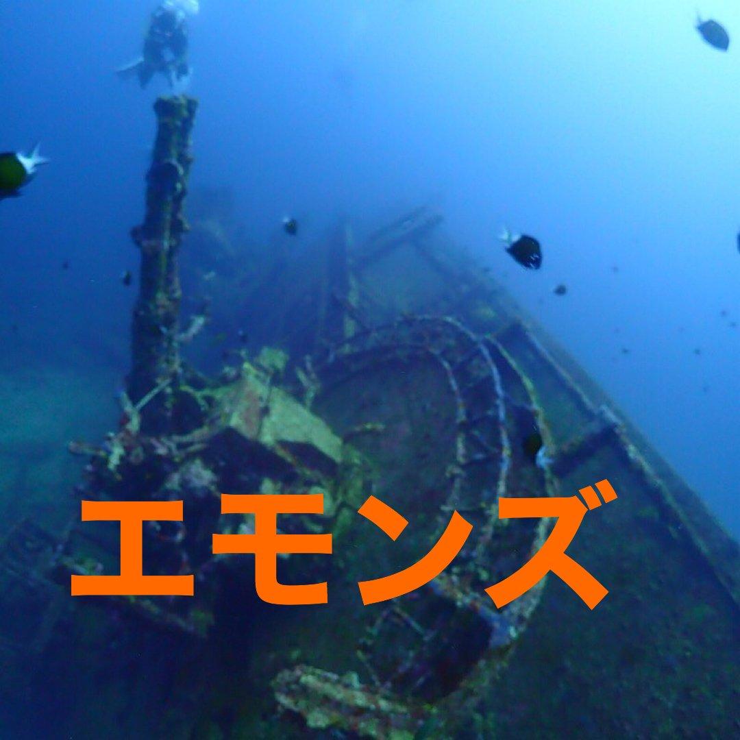 沖縄本島FUNダイビング エモンズエリア(北部方面)のイメージその1