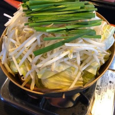元祖もつ鍋セット【しょうゆ味】
