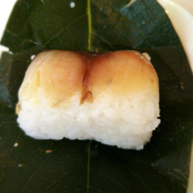 【完売致しました】柿の葉寿司を楽しく作って美味しく食べよう!!1日体験教室!!ランチ付きワークショップのイメージその2