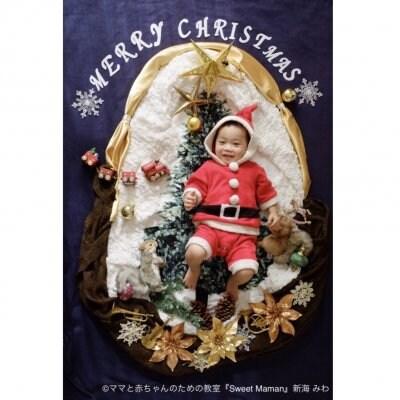 【14:50-15:10】クリスマスのおひるねアート撮影会@川崎&MAMACOオレンジリボンフェスタ