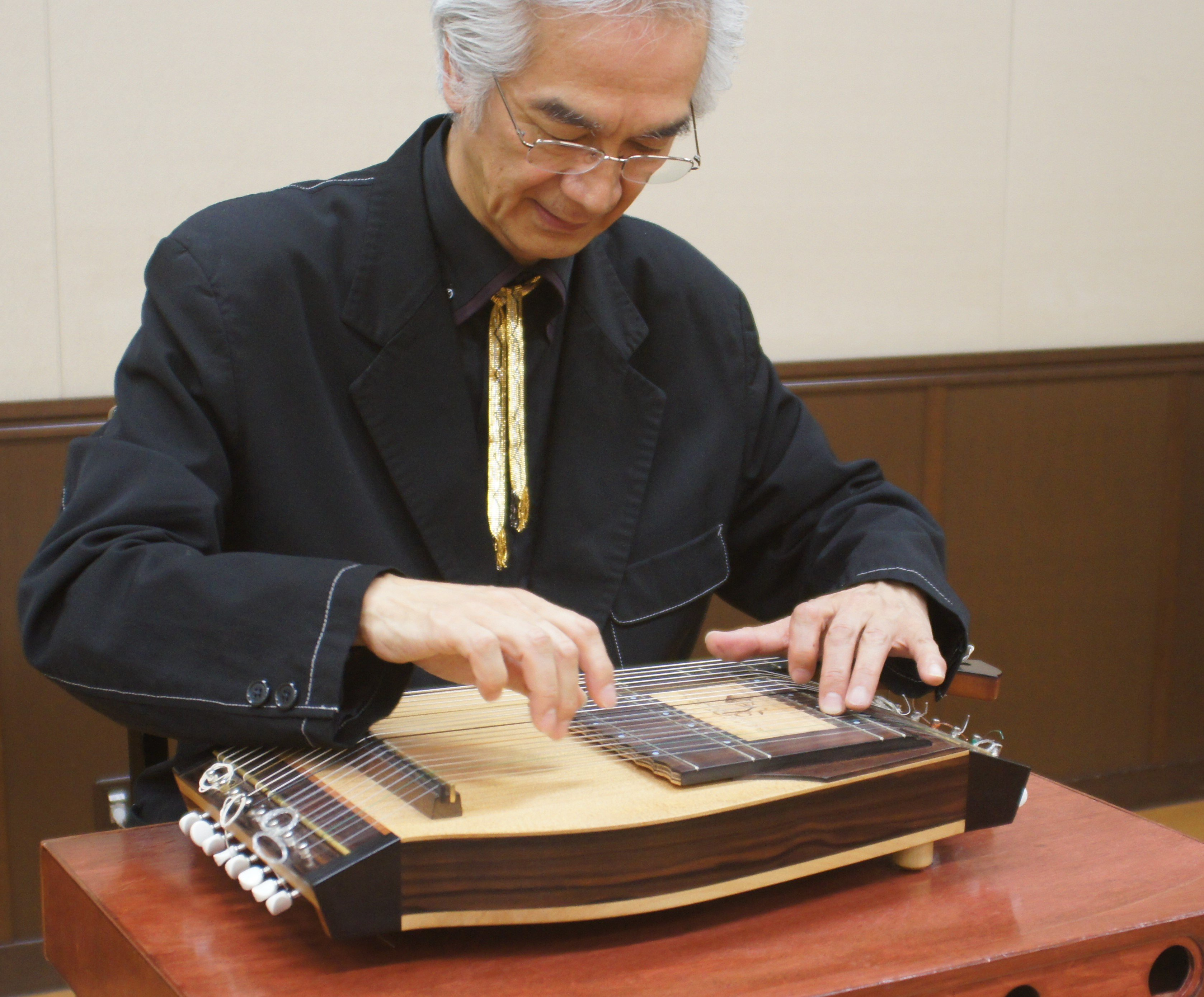 吉川二郎のギタルパ個人レッスン45分【門下生専用】のイメージその4