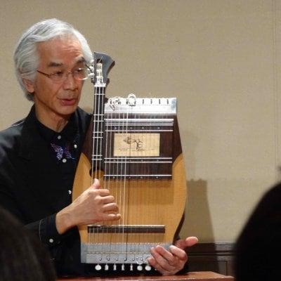 吉川二郎のギタルパ個人レッスン45分【門下生専用】