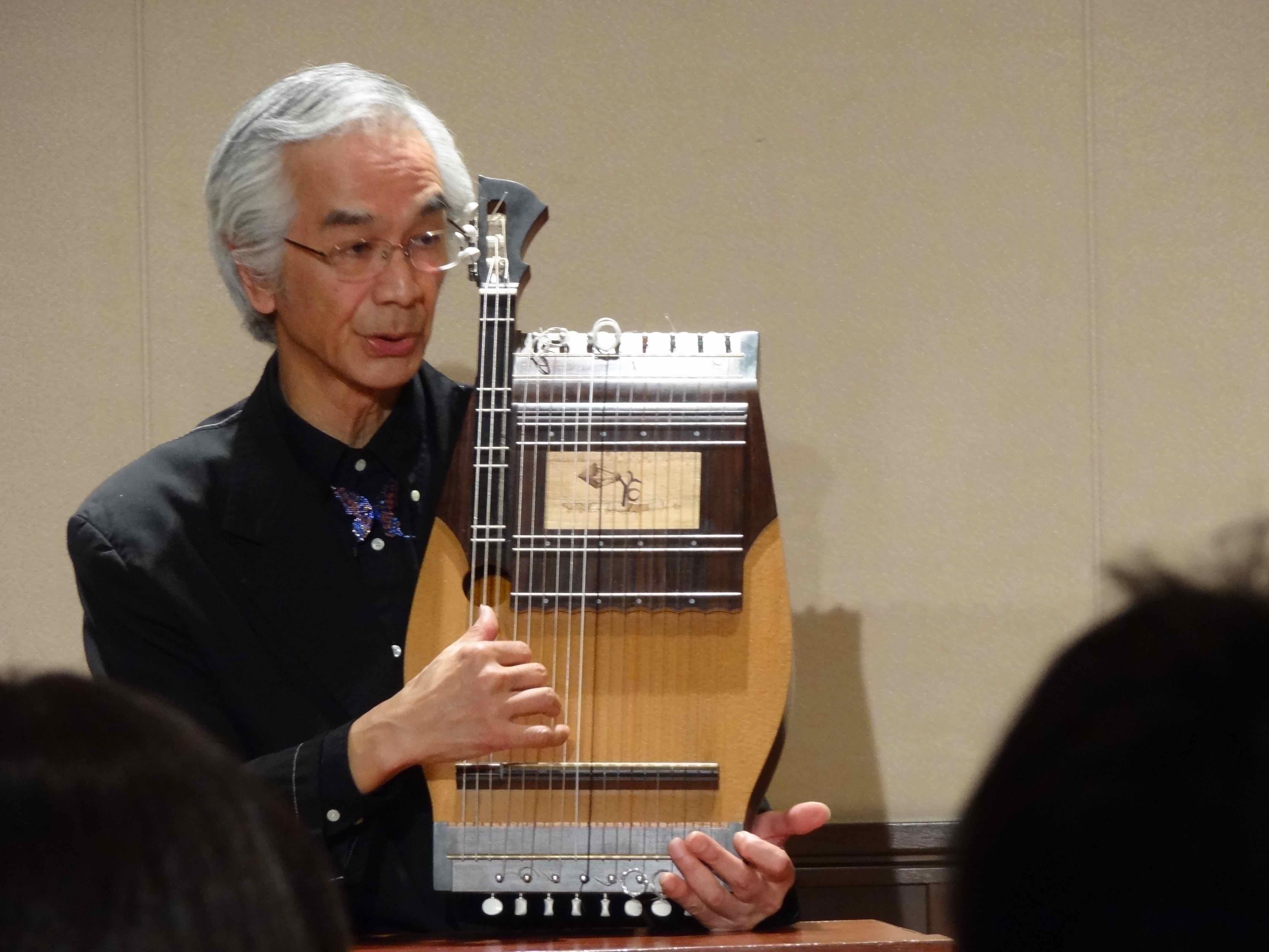 吉川二郎のギタルパ個人レッスン45分【門下生専用】のイメージその1