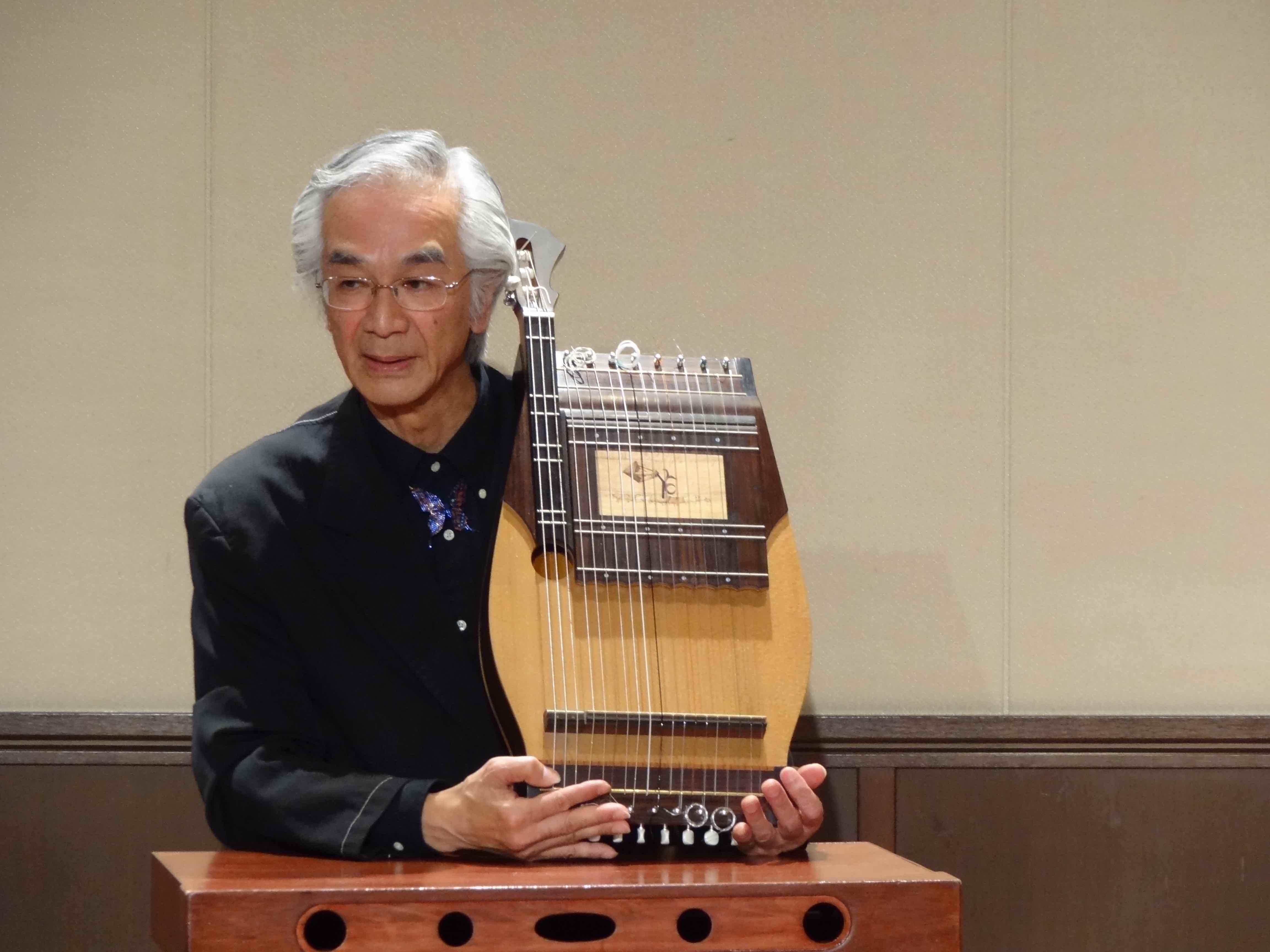 吉川二郎のギタルパ個人レッスン45分【門下生専用】のイメージその2