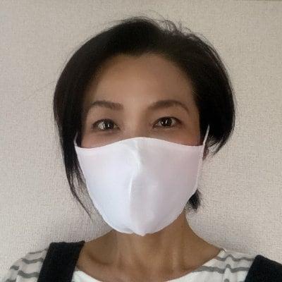 防災アイテムEPIマスク:抗菌リバーシブル 白:赤