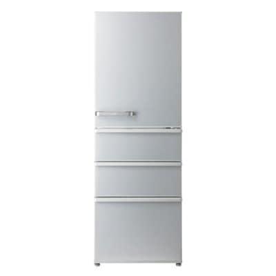 【送料無料】《355L》AQUA AQR-36J(S) 4ドア冷蔵庫(右開き) 4ドア ミスティシルバー