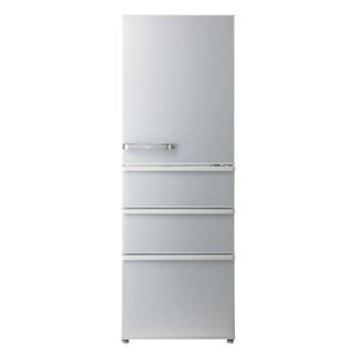 【送料無料】《355L》AQUA AQR-36J(S) 4ドア冷蔵庫 4ドア ミスティシルバー