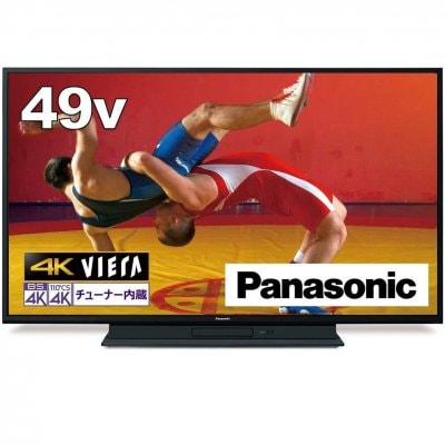 【送料無料】《49インチ》パナソニック TH-49GR770 地上・BS・110度CSデジタルハイビジョン液晶テレビ VIERA(ビエラ)49V型