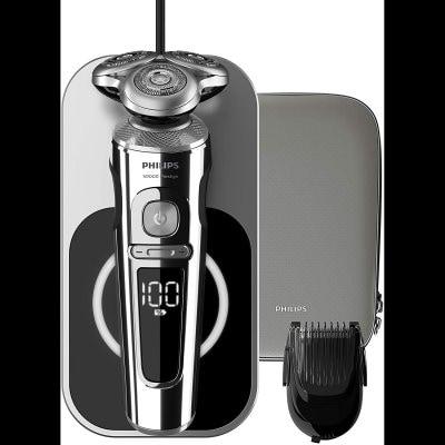 【送料無料】フィリップス SP9861/13 ウェット&ドライ電気シェーバー 「S9000プレステージ」