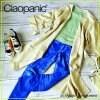 Ciaopanic チャオパニック リネンレーヨンガウン/ベージュ フリーサイズ