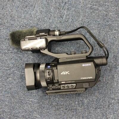 機器1日レンタル「Sony 4Kカメラ」